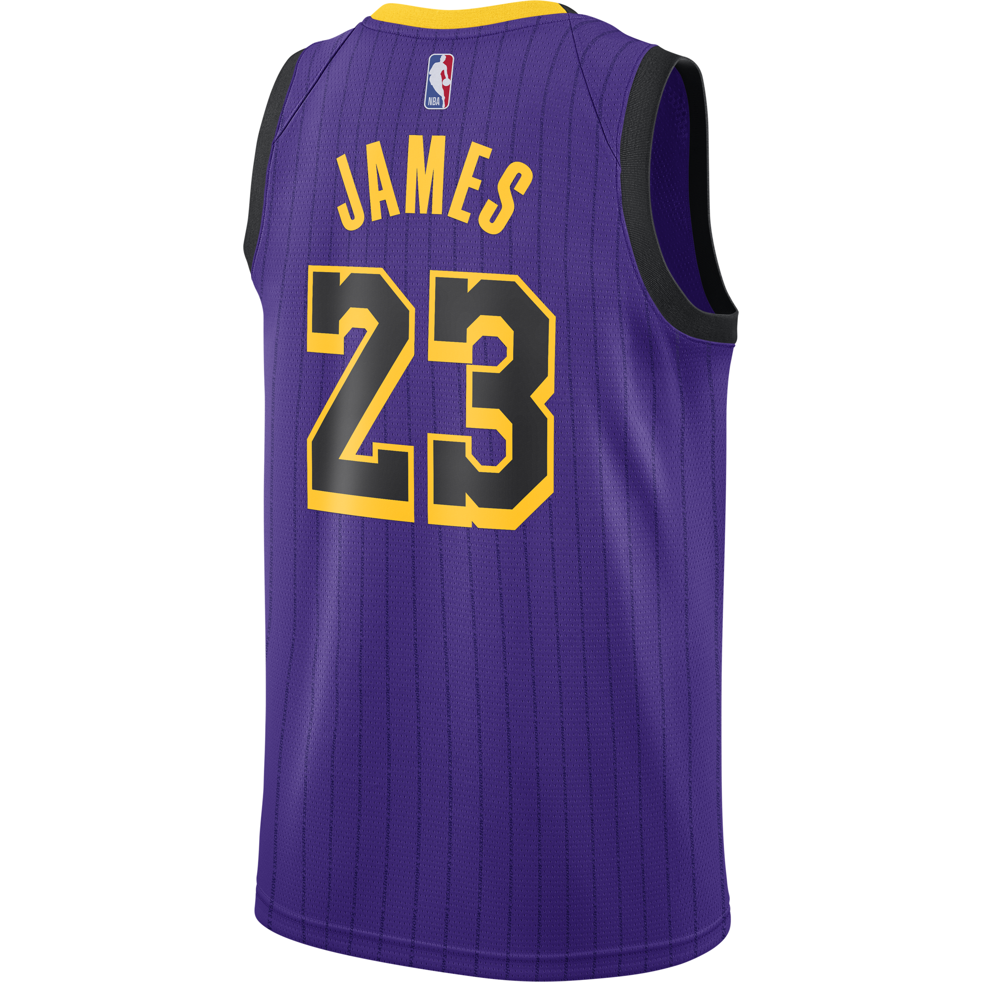 4218b69000d7 NIKE NBA LOS ANGELES LAKERS LEBRON JAMES SWINGMAN JERSEY. Previous Next.  OTHER COLORS