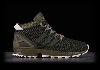 ADIDAS ORIGINALS ZX FLUX 5/8 TR OLIVE