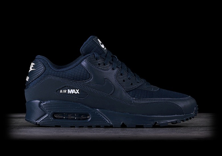 newest collection 4e331 6c0d4 NIKE AIR MAX 90 ESSENTIAL MIDNIGHT NAVY pour €122,50   Basketzone.net
