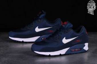 NIKE AIR MAX 90 ESSENTIAL MIDNIGHT NAVY für </p>