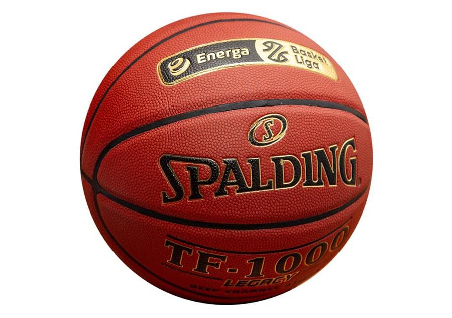 Spalding TF-1000 FIBA Legacy Basketball