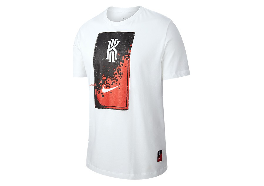 43688ccf NIKE KYRIE MIND DRI-FIT TEE WHITE price €32.50 | Basketzone.net