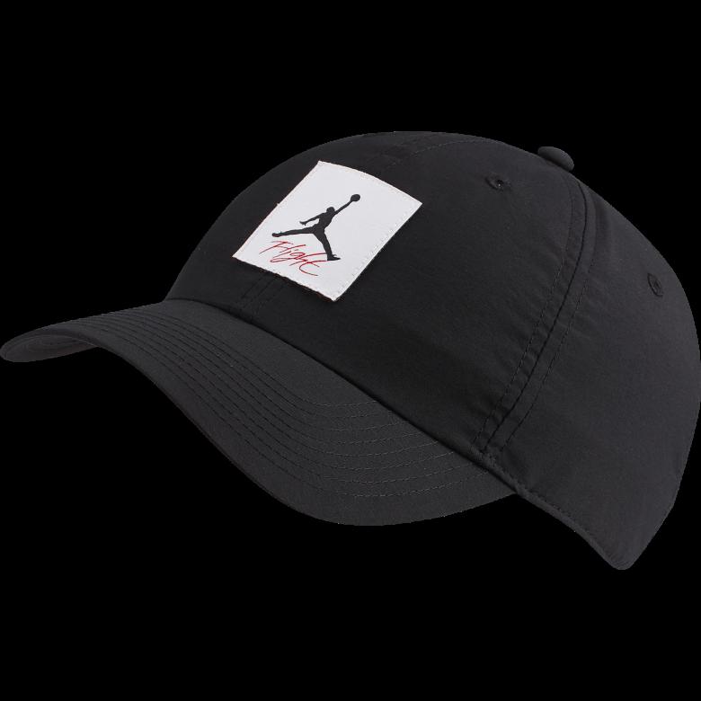 8ba0875d618f9 AIR JORDAN HERITAGE86 LEGACY FLIGHT HAT. BLACK. £25.00