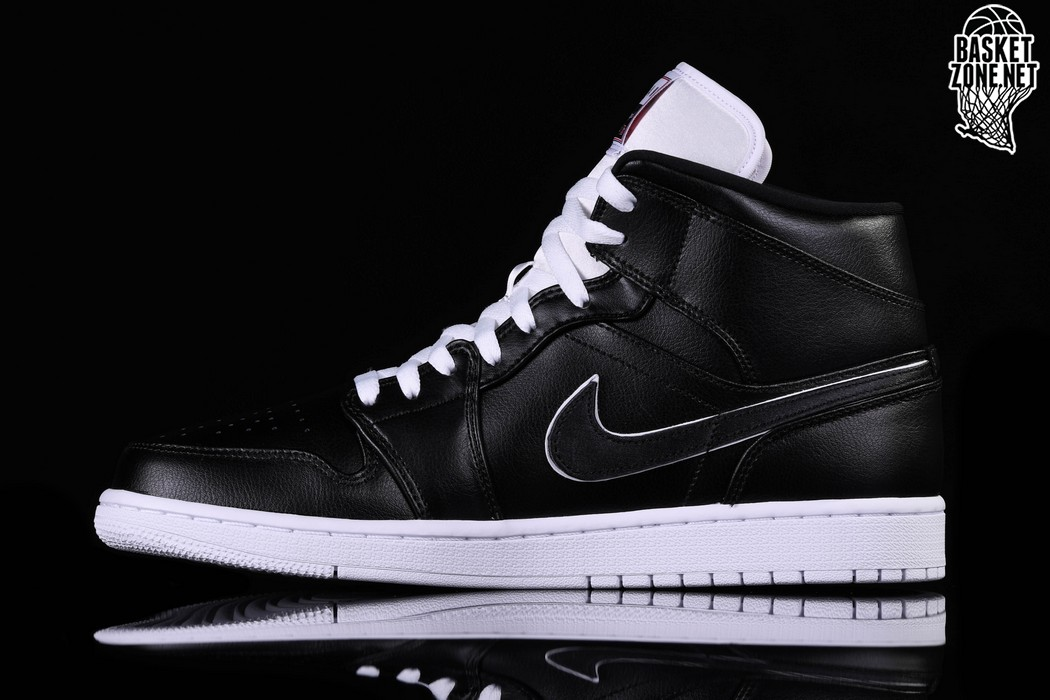 best sneakers 6fb88 3de2c NIKE AIR JORDAN 1 RETRO MID SE MAYBE I DESTROYED THE GAME. 852542-016