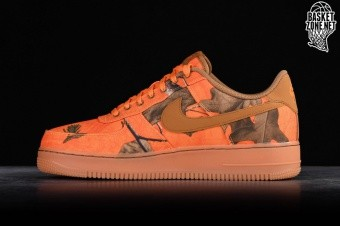 new product 08026 e0867 NIKE AIR FORCE 1  07 LV8 3 REALTREE CAMO PACK