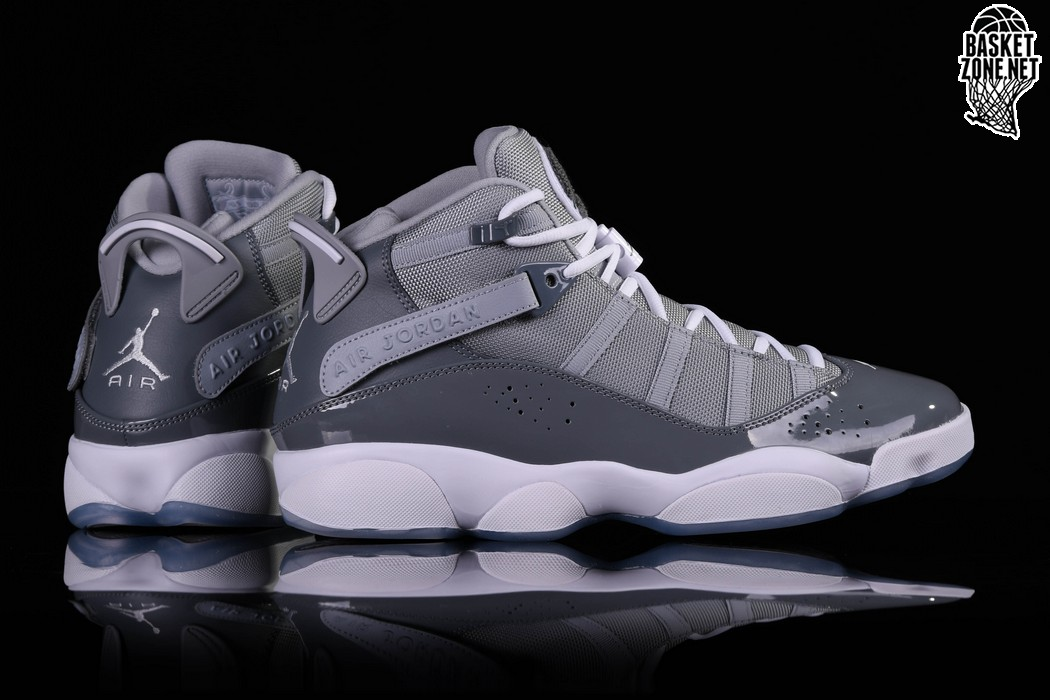 54f4a1dac97a NIKE AIR JORDAN 6 RINGS COOL GREY price €139.00