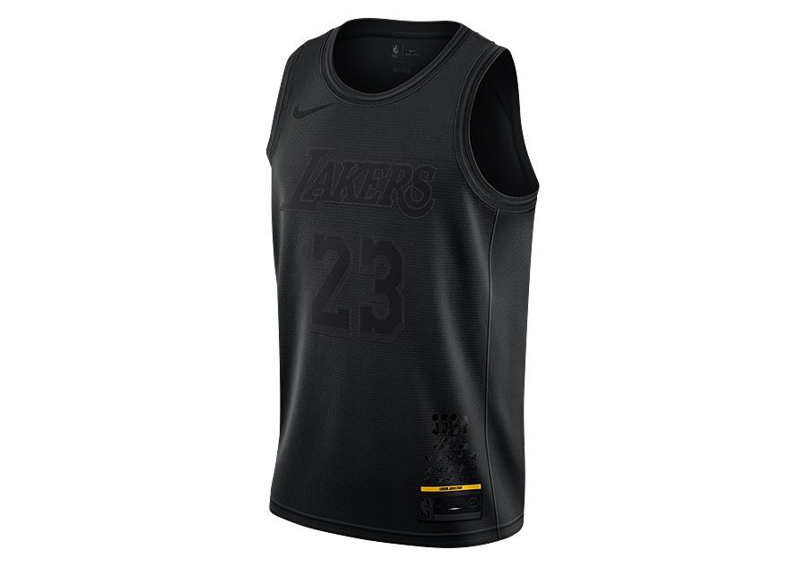 cac12b966d6 NIKE NBA MVP LOS ANGELES LAKERS LEBRON JAMES JERSEY BLACK price €132.50 |  Basketzone.net