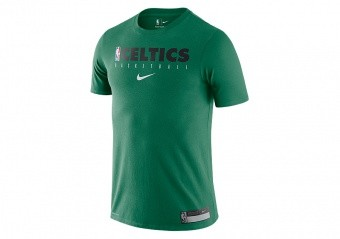 NIKE NBA BOSTON CELTICS TEE CLOVER