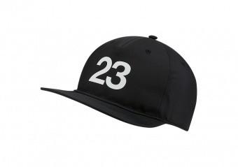 NIKE AIR JORDAN PRO 23 ENGINEERED CAP BLACK