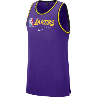 NIKE NBA LOS ANGELES LAKERS DRI-FIT TANK
