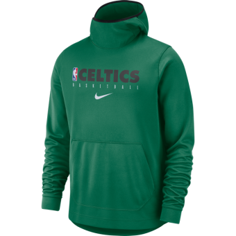 NIKE NBA BOSTON CELTICS SPOTLIGHT PULLOVER HOODIE