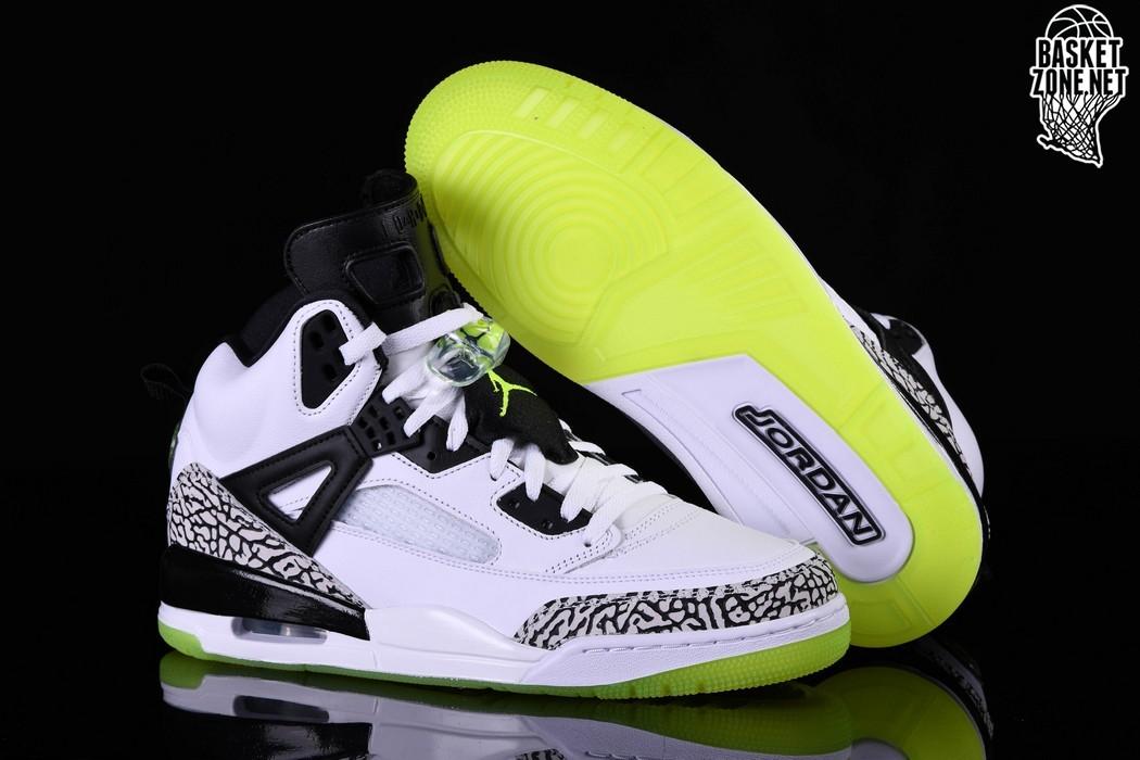 Nike Jordan Spizike White Volt Black