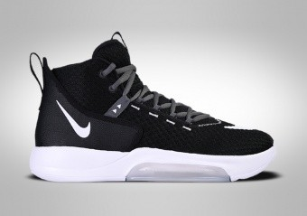 NIKE ZOOM RIZE TB BLACK WHITE