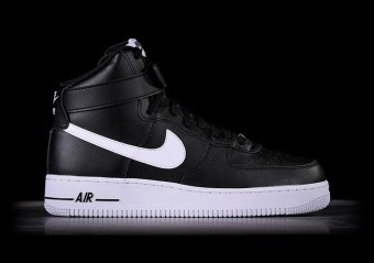 NIKE AIR FORCE 1 HIGH 07 AN20 BLACK