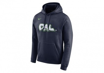 NIKE NBA DALLAS MAVERICKS CITY EDITION HOODIE COLLEGE NAVY