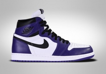 NIKE AIR JORDAN 1 RETRO HIGH OG COURT PURPLE
