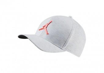 NIKE AIR JORDAN CLASSIC99 METAL JUMPMAN CAP WHITE