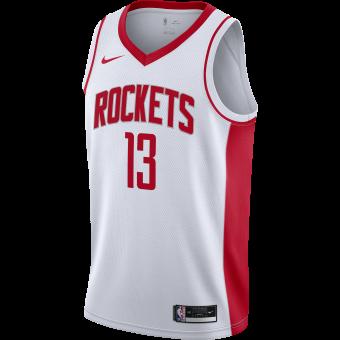 NIKE NBA HOUSTON ROCKETS ASSOCIATION EDITION SINGMAN JERSEY