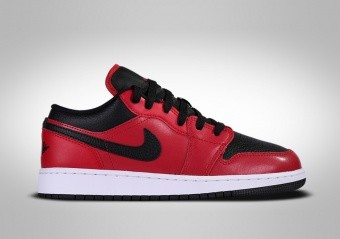 NIKE AIR JORDAN 1 RETRO LOW GS REVERSE BRED