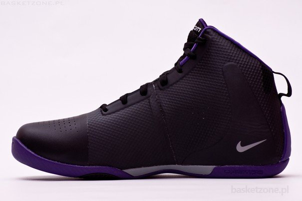 factory price e862e 75845 ... NIKE ZOOM BB 1.5 HYPERFUSE BLACK PURPLE ...