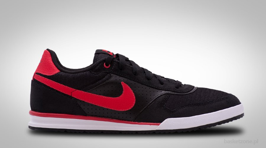 NIKE FIELD TRAINER TEXTIL BLACK RED