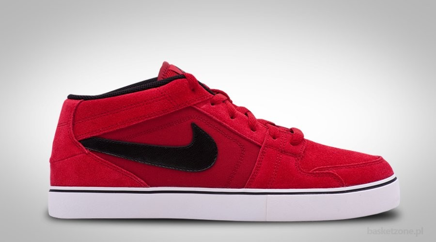 NIKE 6.0 RUCKUS MID LR BLOODY RED