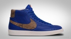 NIKE BLAZER MID GAME ROYAL SNAKE PACK