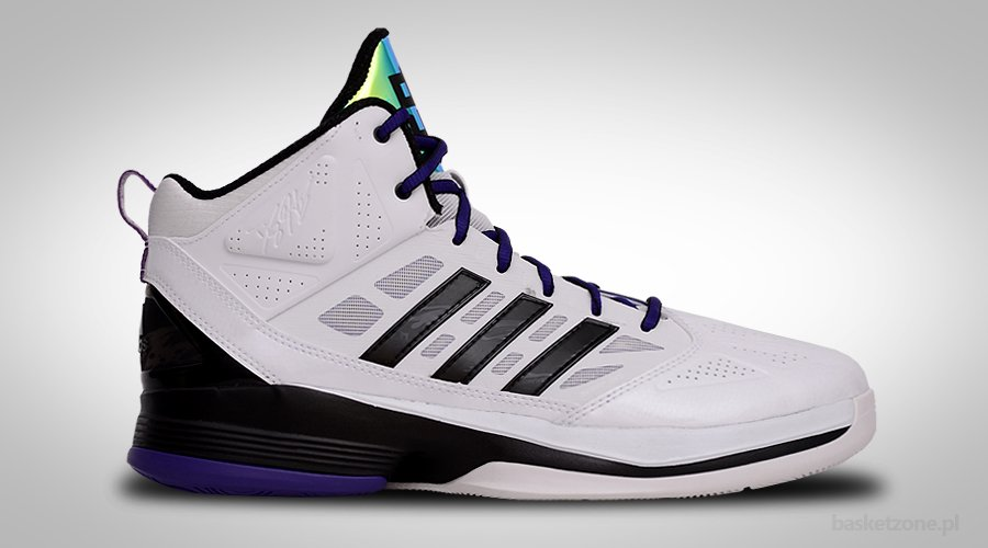 ADIDAS DWIGHT HOWARD LIGHT L.A. LAKERS HOME