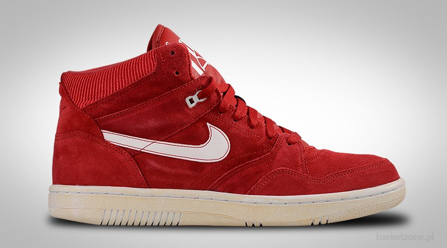 NIKE SKY FORCE '88 MID VNTG VARSITY RED