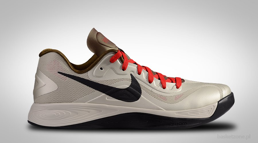 NIKE ZOOM HYPERFUSE 2012 LOW TEXAS JAMES HARDEN