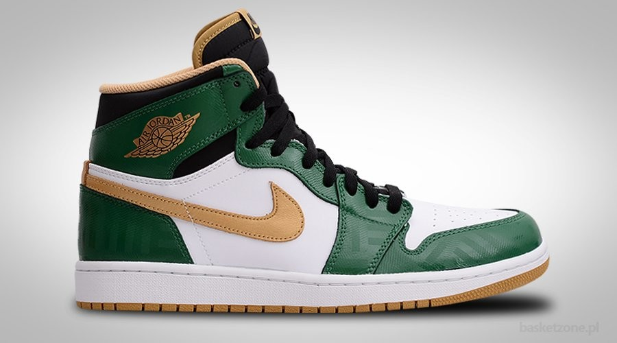NIKE AIR JORDAN 1 RETRO HIGH OG CLOVER CELTICS PRIDE