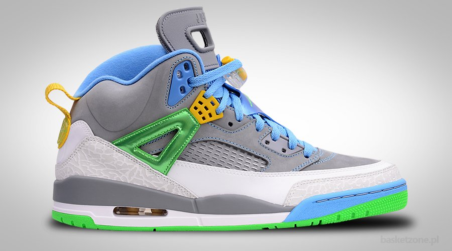 NIKE AIR JORDAN SPIZIKE EASTER POISON GREEN