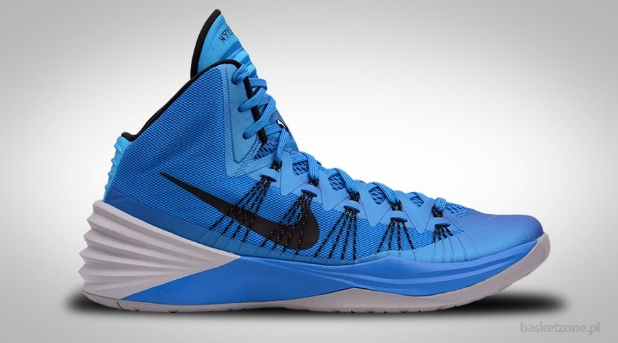 NIKE LUNAR HYPERDUNK 2013 PHOTO BLUE