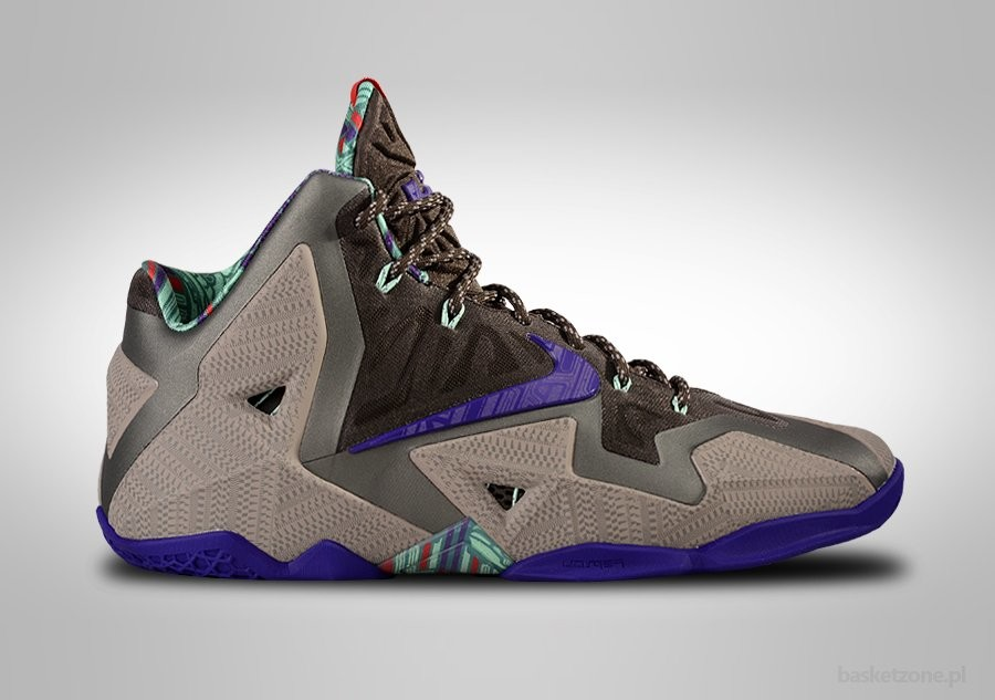 NIKE LEBRON XI TERRACOTTA WARRIOR LIMITED EDITION