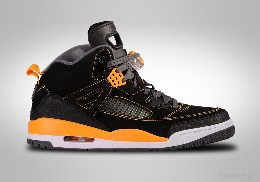 NIKE AIR JORDAN SPIZIKE BLACK GOLD THUNDER
