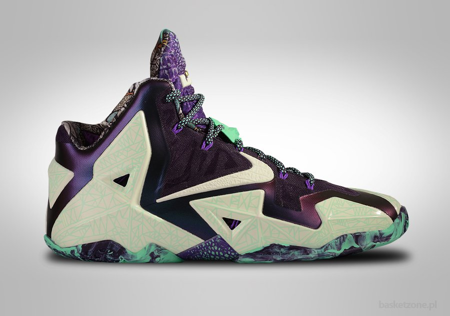NIKE LEBRON XI AS GATOR KING ALL STAR EDITION