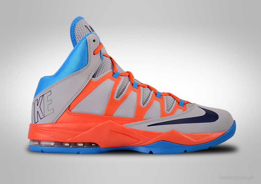 NIKE AIR MAX STUTTER WOLF GREY ORANGE