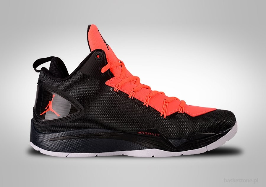 NIKE AIR JORDAN SUPER.FLY 2 PO BLACK INFRARED 23 BLAKE GRIFFIN