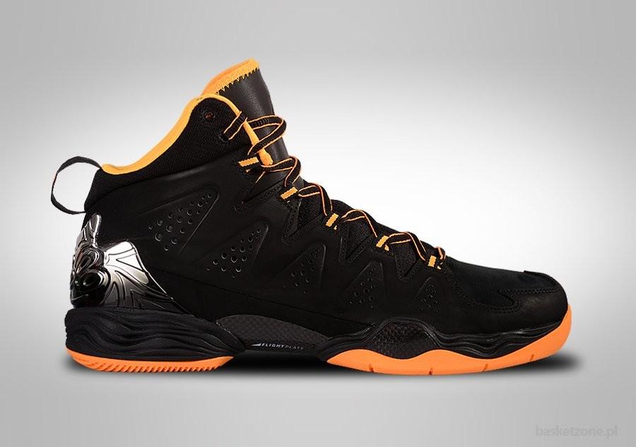 best sneakers 1ae0c 2faae 73ee0 168b7  low price nike air jordan melo m10 black atomic mango 66d24  1d09c