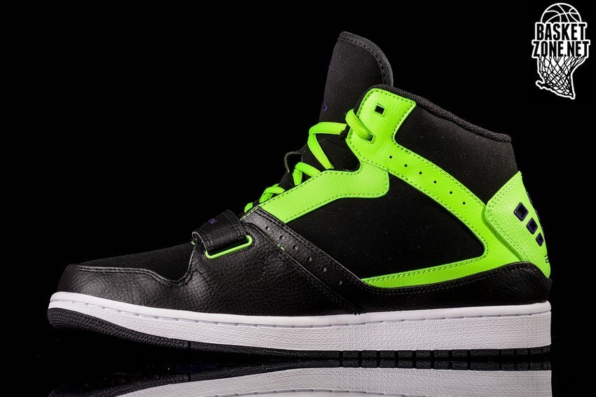 NIKE AIR JORDAN 1 FLIGHT STRAP FLASH LIME BEL-AIR fĂźr €82 ...