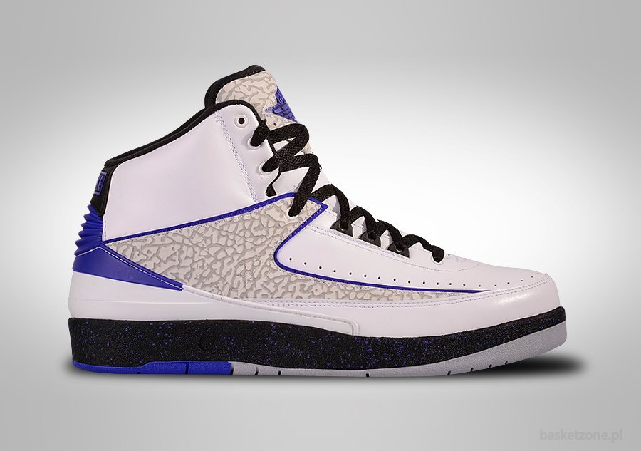 NIKE AIR JORDAN 2 RETRO DARK CONCORD