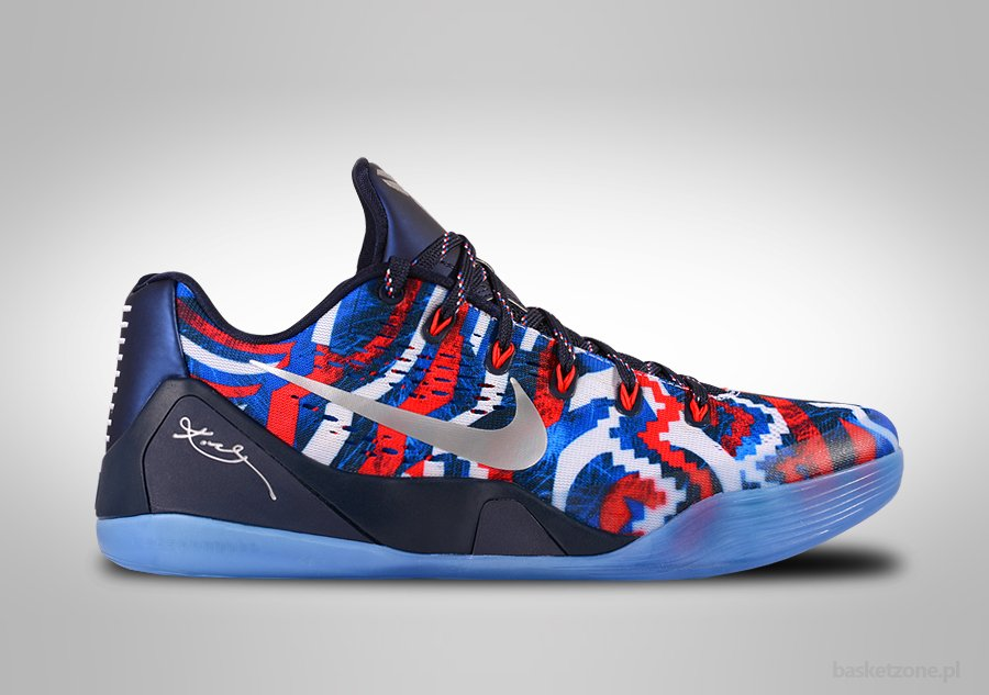 NIKE KOBE 9 EM LOW INDEPENDENCE DAY