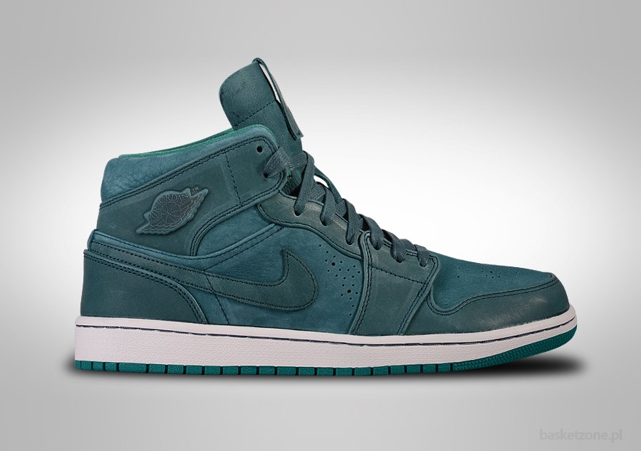 NIKE AIR JORDAN 1 RETRO MID NOUVEAU NIGHT SHADOW