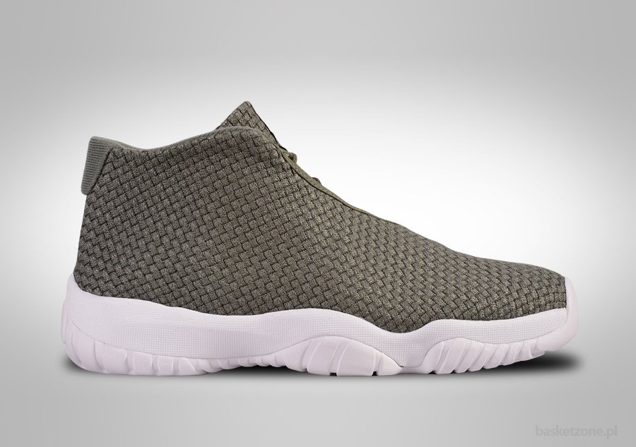 NIKE AIR JORDAN FUTURE IRON GREEN