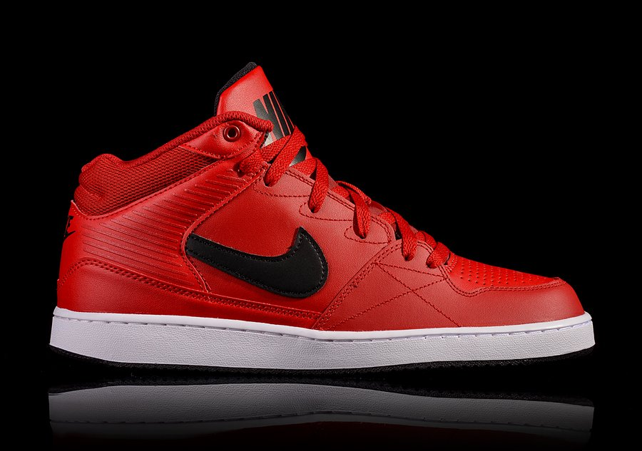 NIKE PRIORITY MID GYM RED
