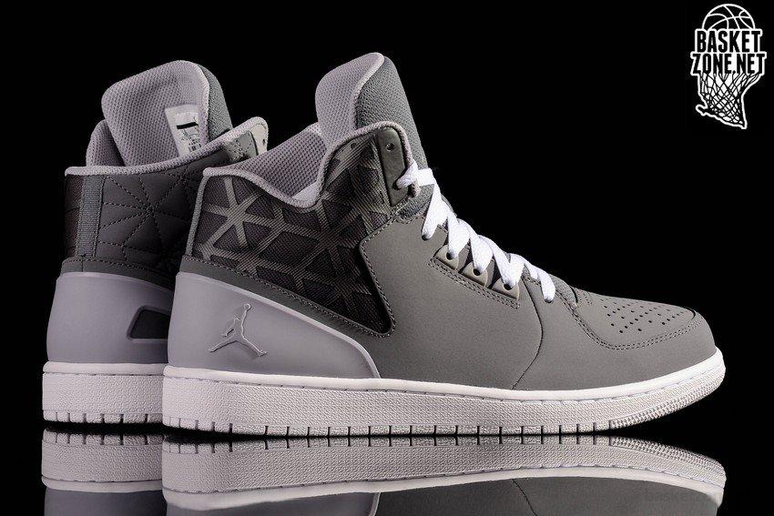 Jordan 1 Flight 3 Grau