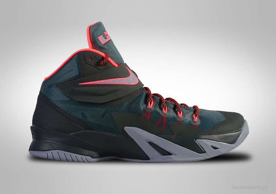 NIKE ZOOM SOLDIER VIII LEBRON HYPER PUNCH