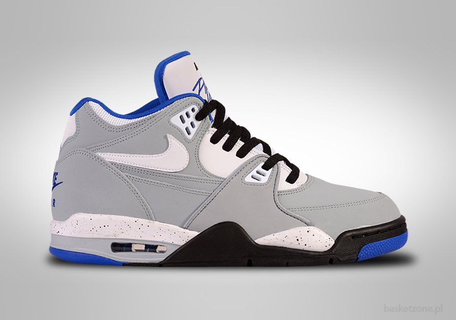 NIKE AIR FLIGHT '89 CEMENT GREY