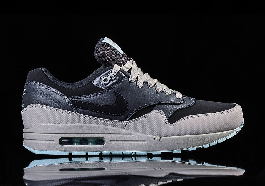 NIKE AIR MAX 1 LTR DARK ASH QS