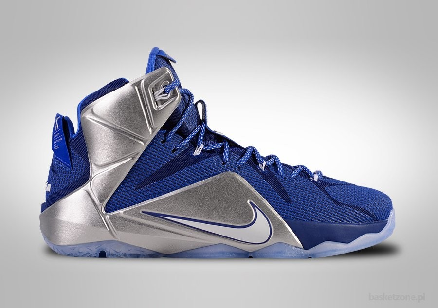 the latest c7d9d 9d380 NIKE LEBRON XII DALLAS COWBOYS - WHAT IF